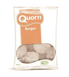 Quorn burgers 96g x 10 surgelé