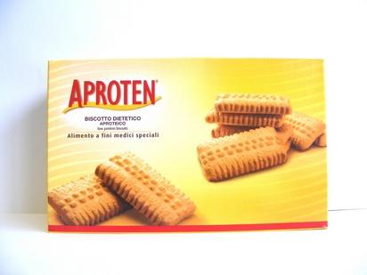 Aproten biscuits 180g