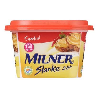 Milner slankie 20+ au sambal coupelle 150g