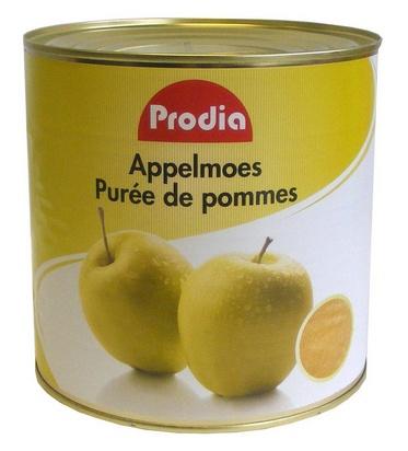 Prodia purée de pommes 2,6kg
