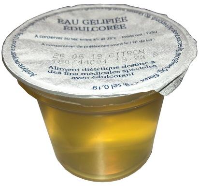 Anepia eau gelifiée citron 125ml x 12