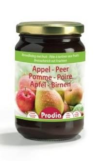 Prodia pâte à tartiner pomme-poire 320g