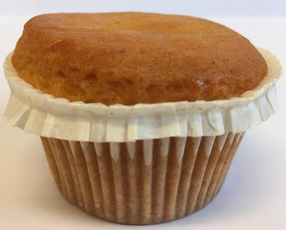 Carezzo muffin HP 50g surgelé