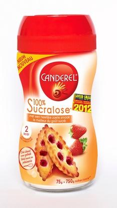 Canderel granulés sucralose 75g