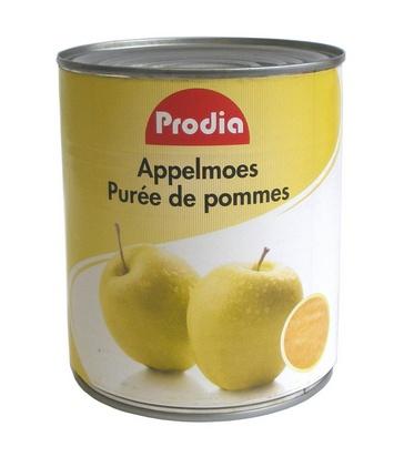Prodia purée de pommes 850ml