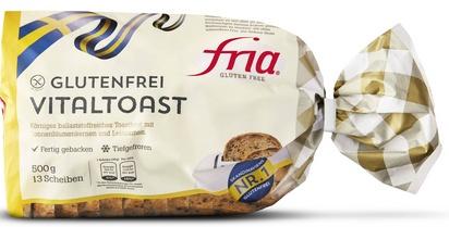 Fria fiber pain riche en fibres 13tr 500g surgelé