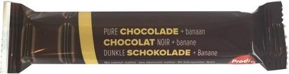Prodia bar chocolat noir banane 35g x 20