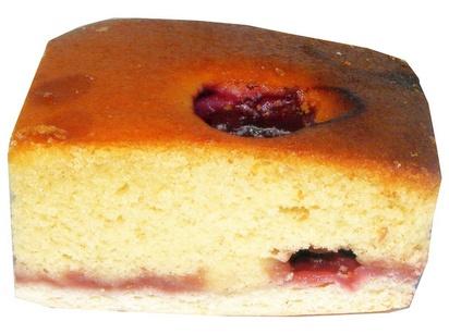 Prodia cake aux cerises 60g x 56 surgelé