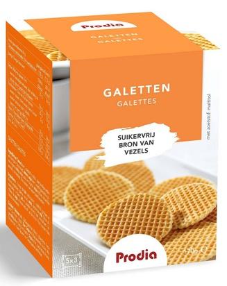 Prodia galettes 170g maltitol