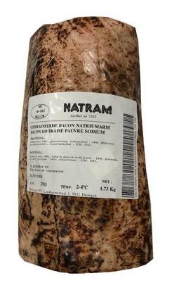 Natram bacon braisé ps/maigre 2kg