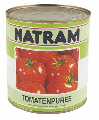 Natram concentré de tomates 850ml
