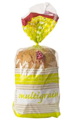 Consenza pain multi grain en tranches 750g surgelé