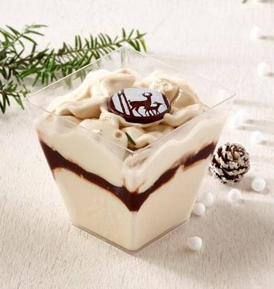 Prodia coupe glace caramel salé 140ml x 12