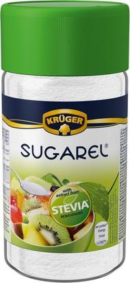 Sugarel édulcorant avec glycosides de stéviol 75g