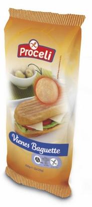 Proceli Vienes Baguette 2pcs 250g RTE