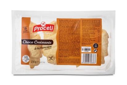 Proceli croissants au chocolat 230g