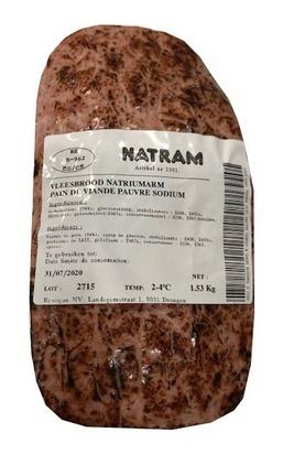 Natram pain de viande ps 2kg