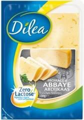 Dilea zero lactose tranches d'abbaye 150g