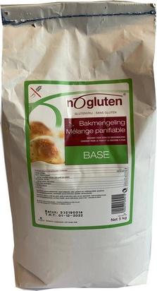 Nogluten mélange panifiable base 5kg