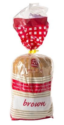 Consenza pain brun en tranches 750g surgelé