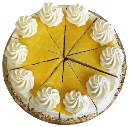 Prodia tarte biscuit orange-ananas 66g x 10 surg