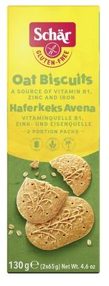 Schär Avena biscuits à l'avoine 130g