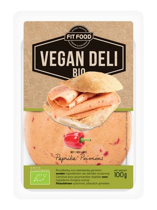Vegan Deli garniture paprika bio 100gr