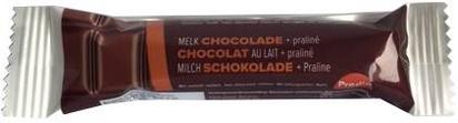 Prodia barres de chocolat  lait-praliné 18,5g x 40