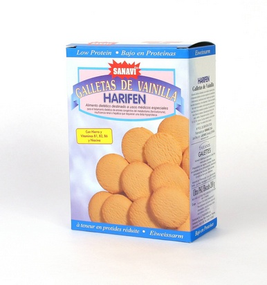 Sanavi Harifen galettes 200g