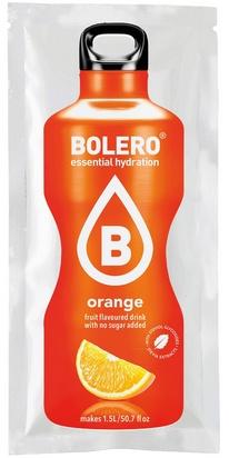 Bolero boisson aromatisée orange 9g x 24