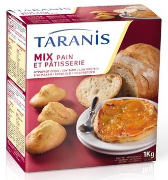 Taranis préparation pain pâtisserie 1kg