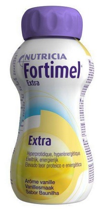 Fortimel Extra vanille 200ml x 24