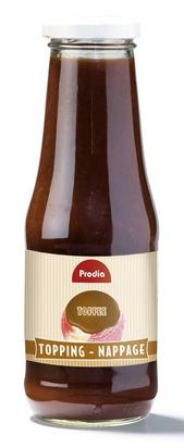 Prodia topping toffee 320ml maltitol