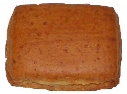 Prodia biscuits fourrés massepain 25g x 60 édulc