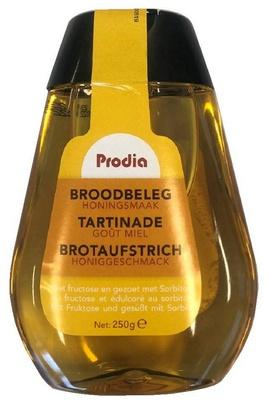 Prodia tartinade goût miel flacon souple 250g