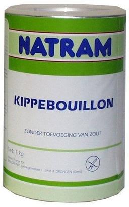 Natram bouillon de poule 1kg