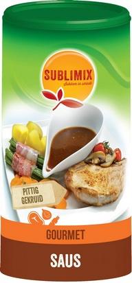 Sublimix sauce gourmet 280g