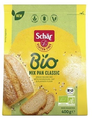 Schär bio mix pan classic 400g