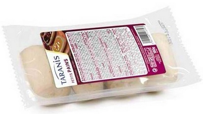 Taranis petits pains 4pcs 180g