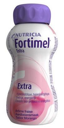 Fortimel Extra fraise 200ml x 24