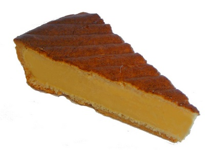 Prodia tarte au flan  80g x 10 surgelé
