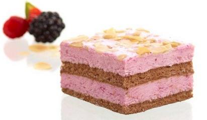 Prodia gâteau fruits des bois 59g x 28 surgelé