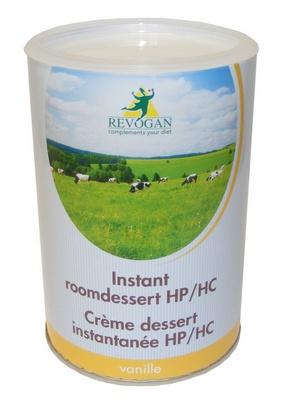Revogan crème dessert instant vanille HP/HC 750g