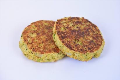 Revogan végé burger quinoa broccoli 85g x 42 surg