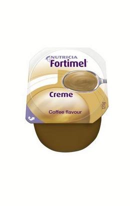 Fortimel Crème moka 125g x 24