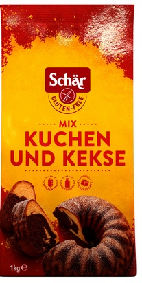 Schär mix C (mix pour pâtisserie) 1kg