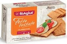 Bi-aglut toasts 240g