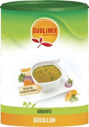 Sublimix bouillon de legumes 540g