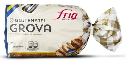 Fria Grova pain aux graines de lin 500g surg