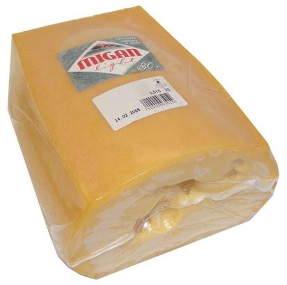 Migan 30+ fromage à trous (3kg) 1kg